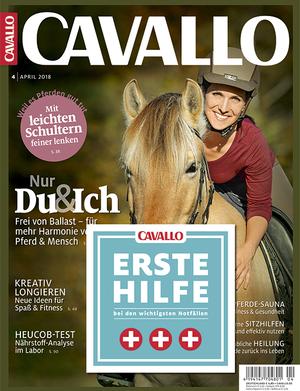 CAV 0418 Titel Heft Cover April