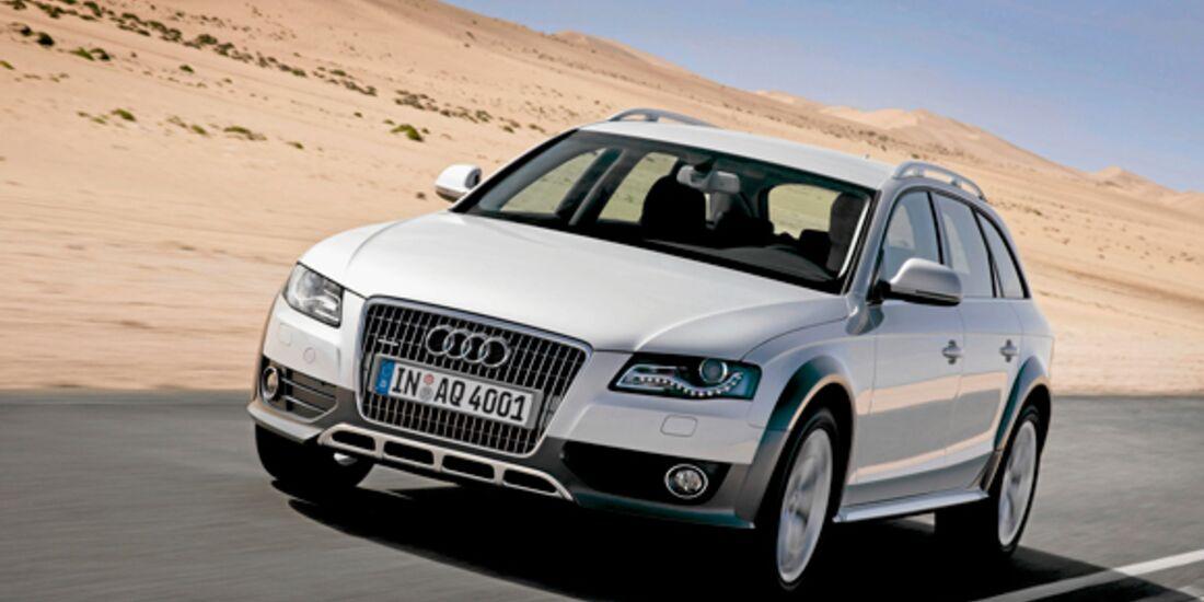 CAV 0911 Zugfahrzeuge perfektes Auto - Kombi - Audi A4