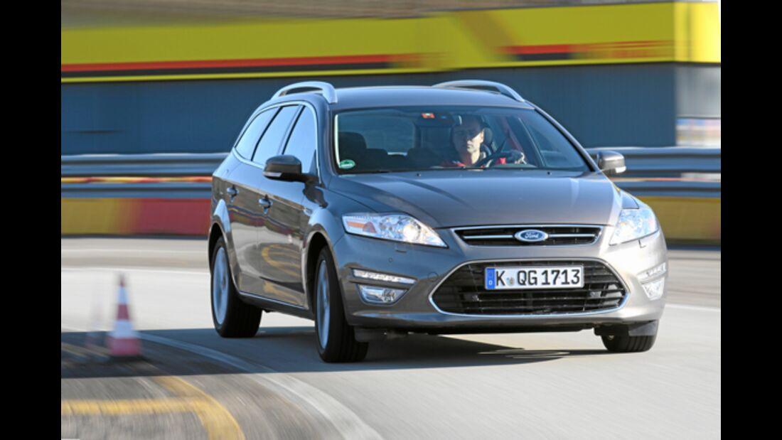 CAV 0911 Zugfahrzeuge perfektes Auto - Kombi - Ford Mondeo Turnier