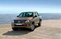 CAV 0911 Zugfahrzeuge perfektes Auto - Pick-up - VW Amarok