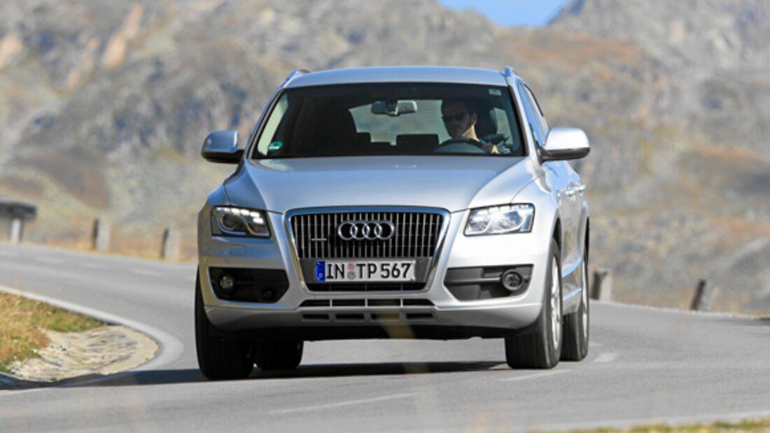 CAV 0911 Zugfahrzeuge perfektes Auto - SUV - Audi Q5