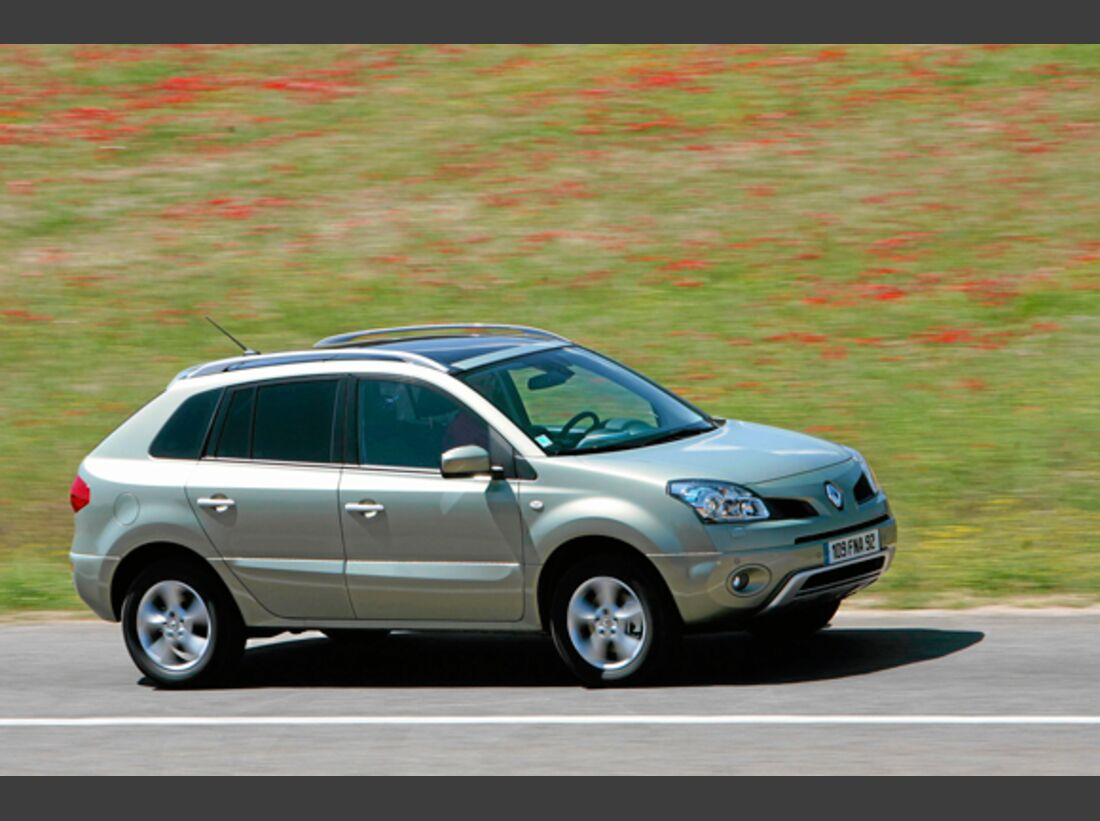 CAV 0911 Zugfahrzeuge perfektes Auto - SUV - Renault Koleos