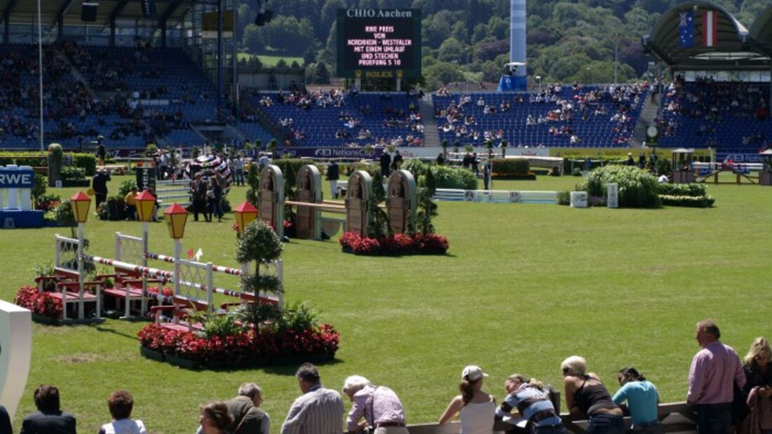 CAV Aachen CHIO 2011 Meredith Michaels-Beerbaum Ladies Day -17