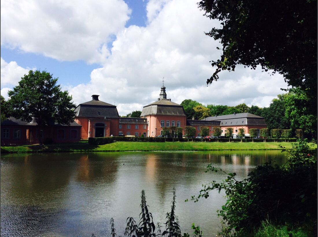 CAV Academy 2016 Schloss Wickrath