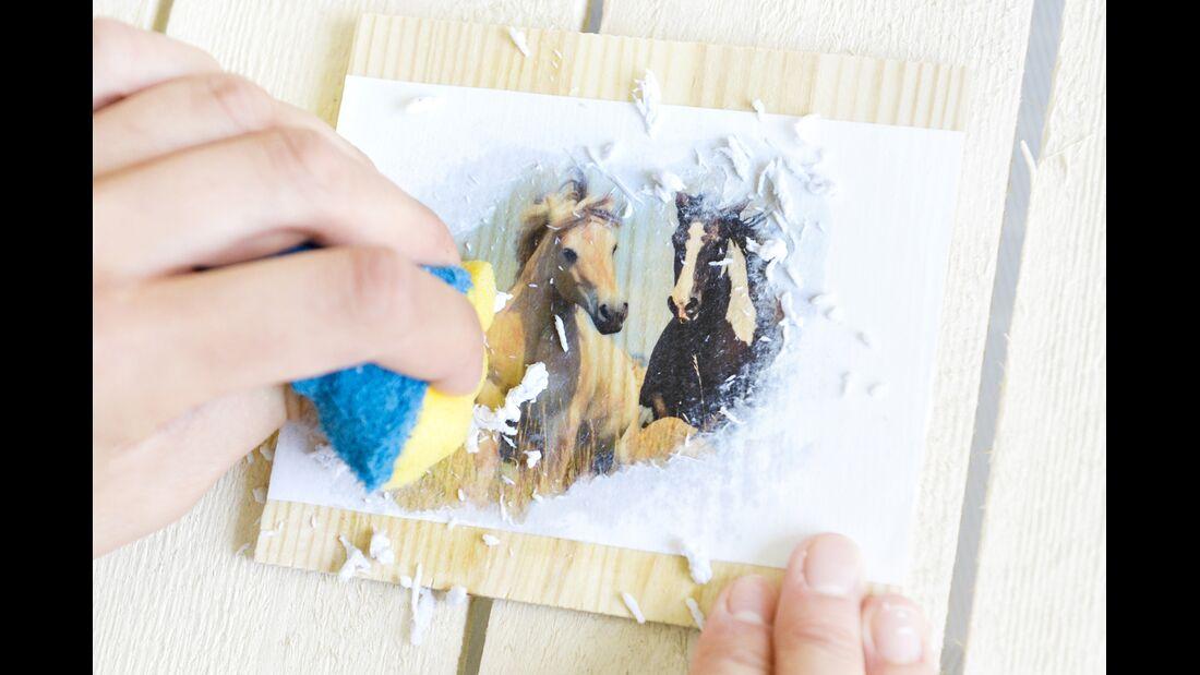 CAV Bastelecke Fotos auf Holz E