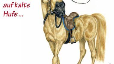 CAV Cavallo-Cartoon Kirsten Marizy Cartoon Karikatur 26