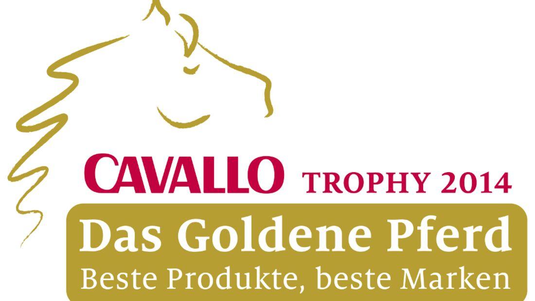 CAV Cavallo Trophy 2014 Goldene Pferd Leserwahl
