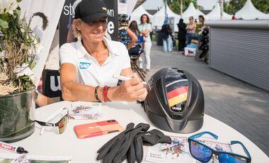 CAV Charity Ingrid Klimke
