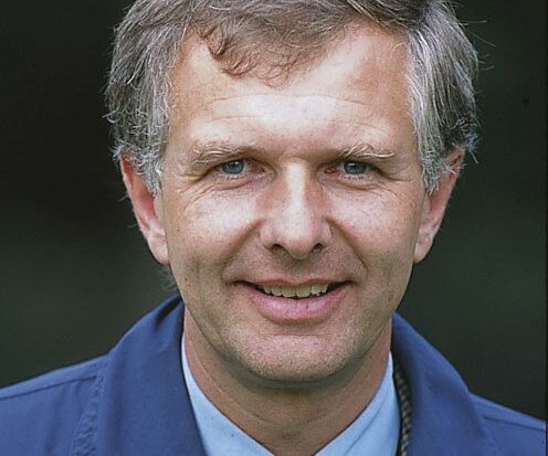 CAV Dressurausbilder Christoph Hess Porträt Geländelektionen