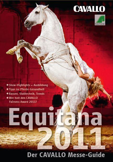 CAV Equitana 2011 Booklet Landingpage