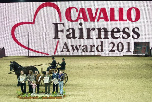 CAV Equitana 2011 Fairness Award