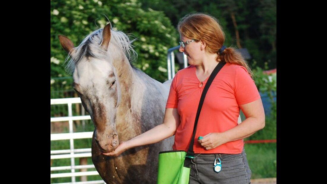 CAV Equitana 2011 Promis Experten Teilnehmer MS Theby