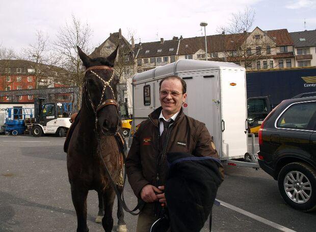 CAV Equitana 2011 Rolf Janzen