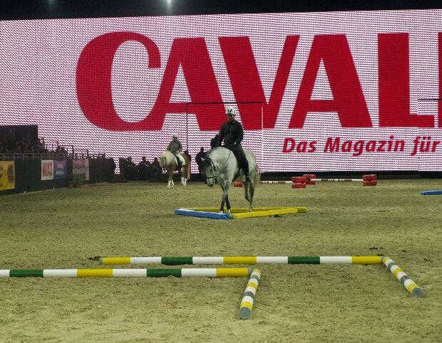 CAV Equitana 2011 Show-Time