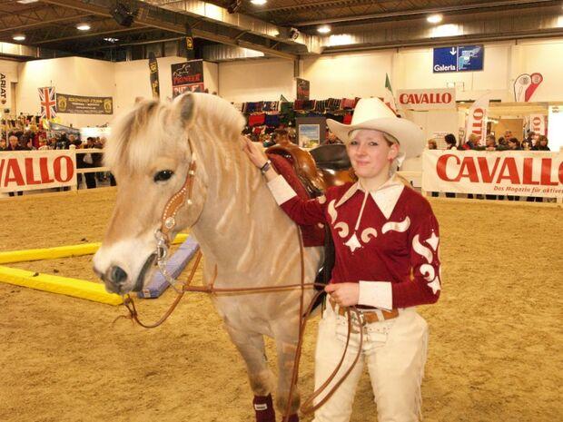 CAV Equitana 2013 Ring Messe