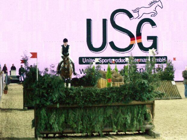 CAV Equitana 2013 USG Vielseitigkeit