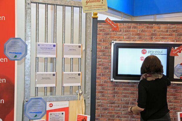 CAV Equitana Innovationspreis pro-equi