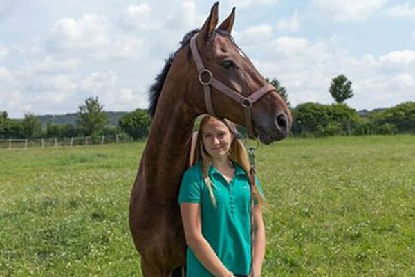 CAV Fan-Pferde Bommel Magda Fischer