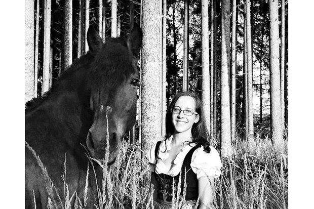 CAV Fan-Pferde Medi Sandra Starkmann