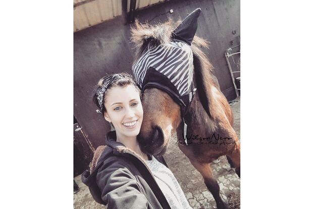 CAV Fan-Pferde Wilson Eileen Brock