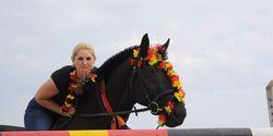 CAV Fotowettbewerb BR ballverrueckte Pferde Anne