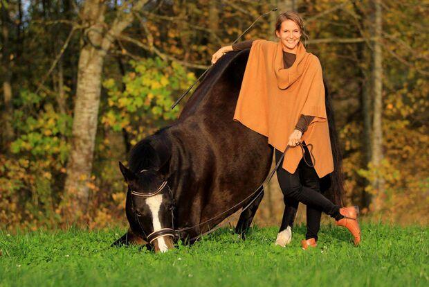 CAV Gelenkige Pferde Fabienne Stalder