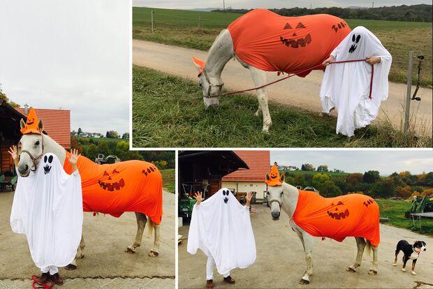 CAV Halloween Kathrin Gras
