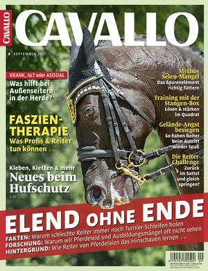 CAV Heft September 2017 Cover