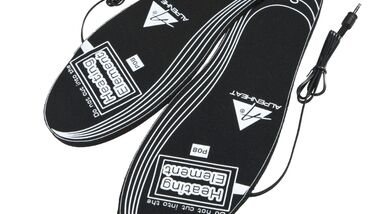 CAV Heizsohlen Fußwärmer