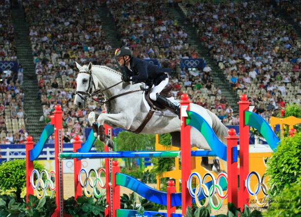CAV Hinrich Romeike Marius Hongkong Olympia