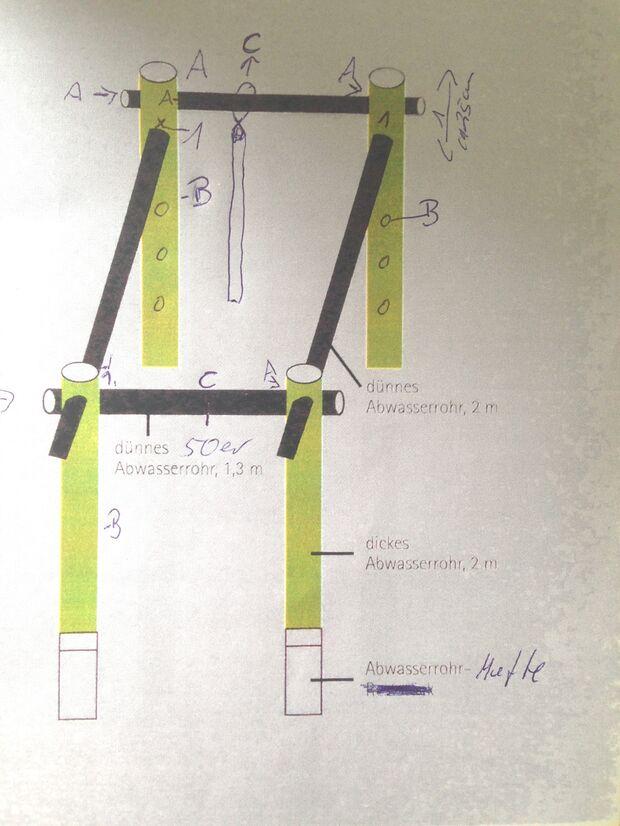 CAV Horse Agility Anleitung Cube