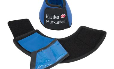 CAV Hufglocken Kühlglocken Kieffer Hufkühler