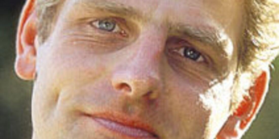 CAV Johannes Beck-Broichsitter Porträt Geländelektionen