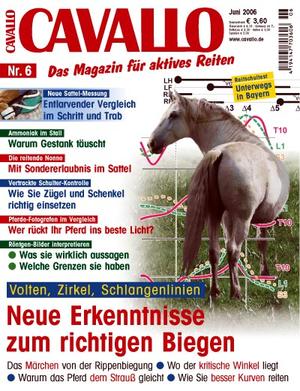 CAV Juni 2006 Cover
