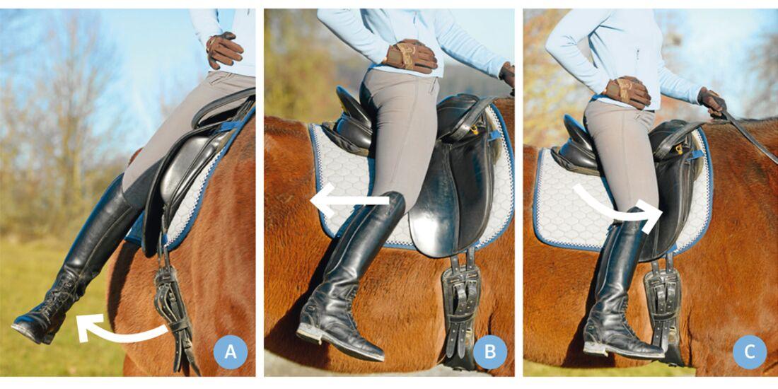 CAV Kastner Motion Serie 02 - Übung 10 Bein hinten eindrehen