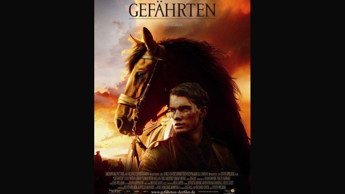 CAV Kino Gefährten Warhorse Film MS Plakat