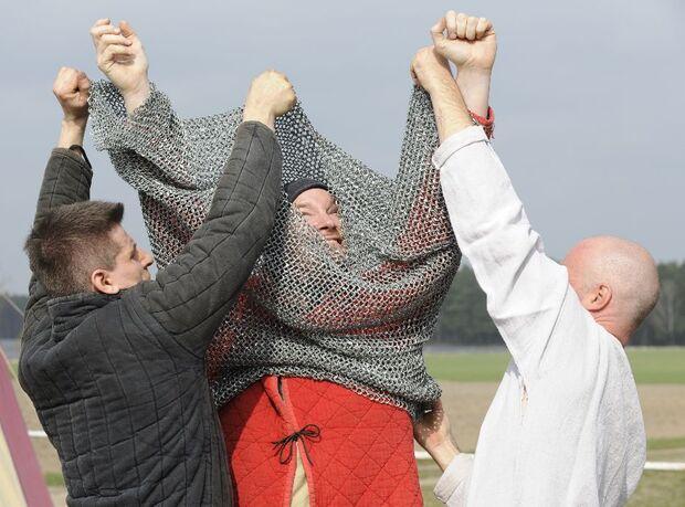 CAV Kursbesuch Kurs Ritter Uta Garbe Christian Schlicht