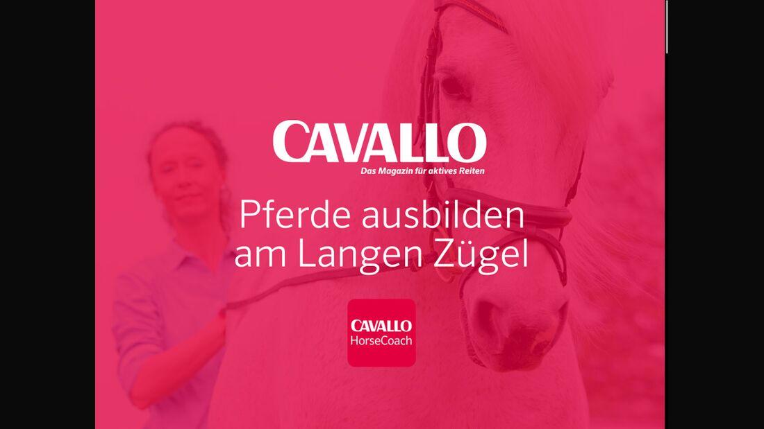 CAV Langzügel Langer Zügel App iTunes