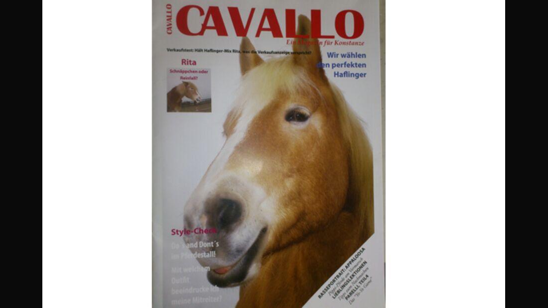 CAV Leser baut Cavallo nach 1