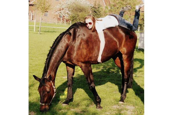 CAV Leserfotos Pferde im Frühling 2013 41