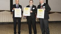 CAV Leserwahl 2012 Trophy Goldenes Pferd Reithelme