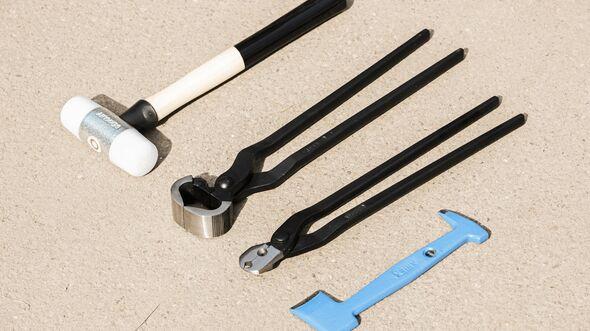 CAV Lockeres Hufeisen Werkzeuge