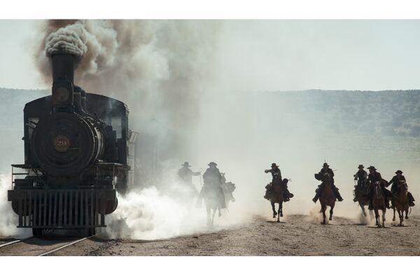 CAV Lone Ranger Johnny Depp 1