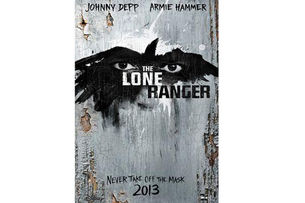 CAV Lone Ranger Johnny Depp 10