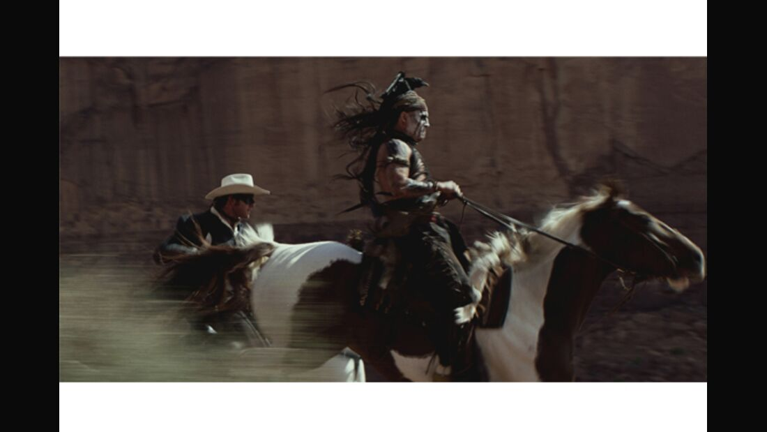CAV Lone Ranger Johnny Depp 11