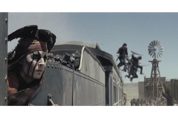 CAV Lone Ranger Johnny Depp 12