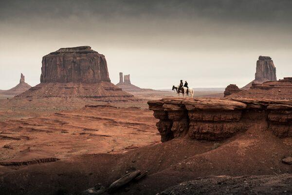 CAV Lone Ranger Johnny Depp 2