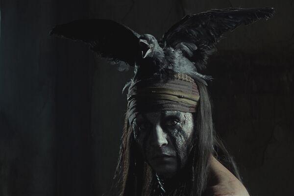 CAV Lone Ranger Johnny Depp 4