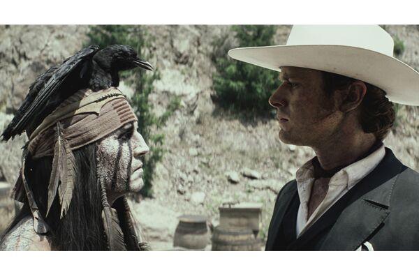 CAV Lone Ranger Johnny Depp 5
