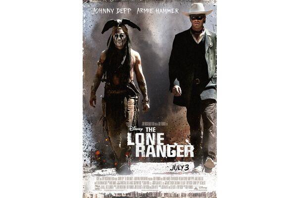 CAV Lone Ranger Johnny Depp 8